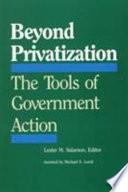 Beyond Privatization