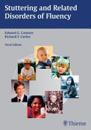 Stuttering And Related Disorders Of Fluency Book