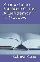 Free Copy Of Book A Gentleman In Moskow Pdf [Pdf/ePub] eBook