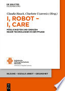 I, Robot – I, Care