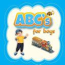 ABC s for Boys  Alphabet Book  Baby Book  Children s Book  Toddler Book  Book PDF