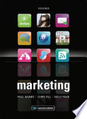 """""""Marketing"""" by Paul Baines, Chris Fill, Kelly Page"""