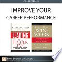 Improve Your Career Performance  Collection  Book
