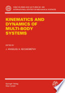 Kinematics And Dynamics Of Multi Body Systems Book PDF