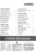 Catholic School Journal
