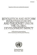 Revolution and Reform in Eastern Europe and the Soviet Union