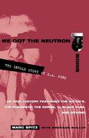 We Got the Neutron Bomb Pdf/ePub eBook