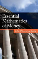 Essential Mathematics of Money