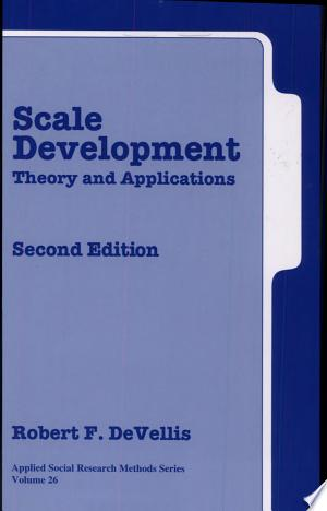 Download Scale Development Free Books - Dlebooks.net