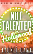 Pdf Not Talented in Hollywood (Not in Hollywood Book 3)