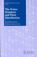 The Prime Numbers and Their Distribution