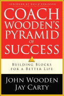 Coach Wooden s Pyramid of Success