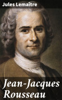 Jean-Jacques Rousseau Pdf/ePub eBook