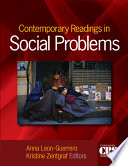 Contemporary Readings in Social Problems Book