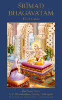 Srimad-Bhagavatam, Third Canto Pdf/ePub eBook