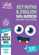 KS1 Maths and English SATs Practice Test Papers