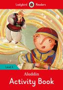 Aladdin Activity Book   Ladybird Readers Level 4