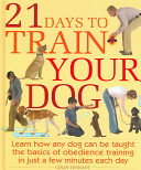 link to 21 days to train your dog in the TCC library catalog