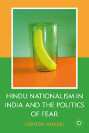 Pdf Hindu Nationalism in India and the Politics of Fear Telecharger