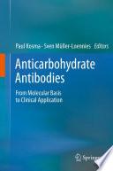 Anticarbohydrate Antibodies