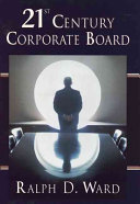 21st Century Corporate Board