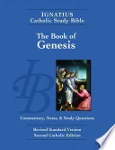 Ignatius Catholic Study Bible: Book of Genesis