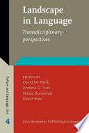Landscape in Language