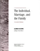 The Individual  Marriage  and the Family