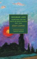 Inhuman Land Pdf/ePub eBook