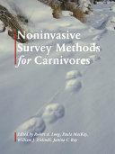 Noninvasive Survey Methods for Carnivores