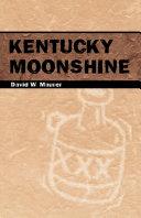 Kentucky Moonshine Book
