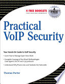 Practical VoIP Security Book