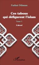 Pdf Ces tabous qui défigurent l'islam Telecharger