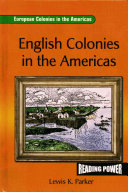 English Colonies in the Americas