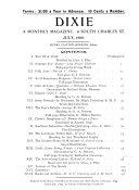 Dixie ebook