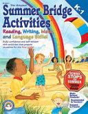 Summer Bridge Activities