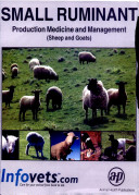 Small Ruminant Production Medicine and Management