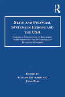State and Financial Systems in Europe and the USA Pdf/ePub eBook