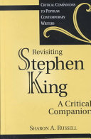 Revisiting Stephen King