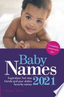 Baby Names 2021 US