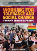 Working for Tolerance and Social Change Through Service Learning