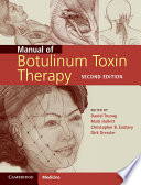 Manual of Botulinum Toxin Therapy Book