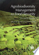 Agrobiodiversity Management for Food Security Book