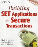 Building SET Applications for Secure Transactions