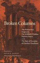 Broken Columns ebook
