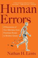 Human Errors Pdf