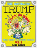 The Cathartic Trump Coloring Book