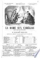La dame aux camélias