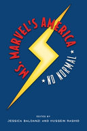 link to Ms. Marvel's America : no normal in the TCC library catalog