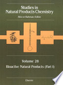 Studies in Natural Products Chemistry Book